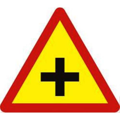 Biển báo hiệu nguy hiểm đường giao nhau
