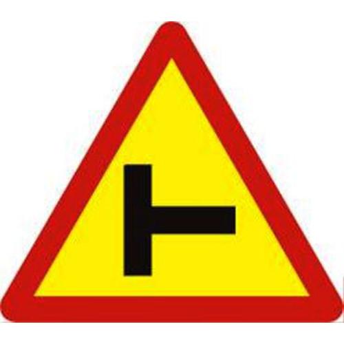 Biển báo hiệu giao thông báo nguy hiểm W.205b đường giao nhau