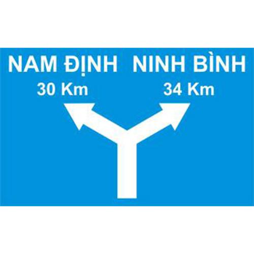 Biển báo chỉ hướng đường R.414a
