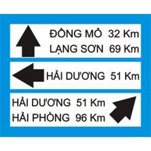 Biển báo chỉ hướng đường R.414d